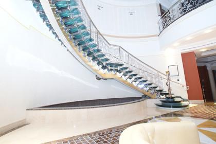 Scalinata Villa Dubai